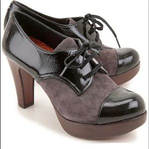 Chie Mahara Zanzumar Oxford pumps